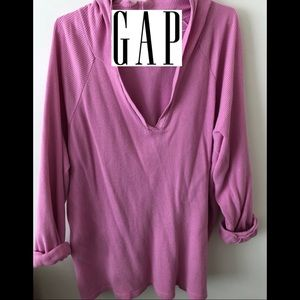 💓GAP OVERSIZED TUNIC/SWIM SUIT COVERUP HOODIE💗